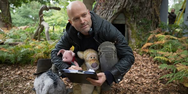 "Emotional Story Draws Director Marc Forster to Disney's ""Christopher Robin"""