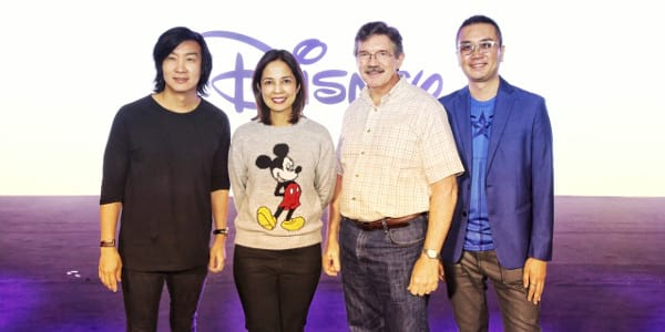 "Disney Brings A-Game to ""Hall D,"" Dazzles Fans with Surprises"