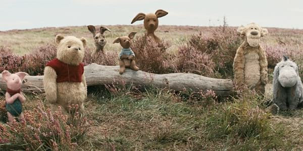 Your Real Friends and Winnie the Pooh's Pals Are More Alike Than You Think!