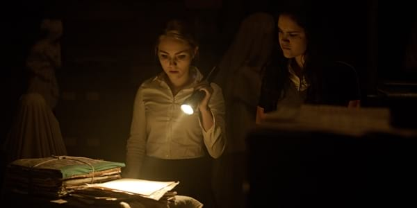 Supernatural Horror Film 'Down a Dark Hall' is in Cinemas Today!