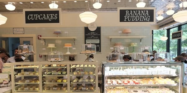 First Look: NYC Favorite Magnolia Bakery Opens as 'M Bakery' in Manila