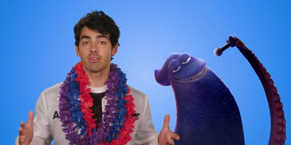 Joe Jonas Gets `Kraken' in Hotel Transylvania 3: A Monster Vacation