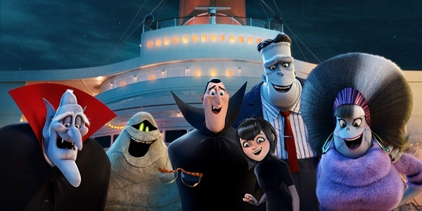 Animated Comedy Film, Hotel Transylvania 3: Summer Vacation, Opens in Cinemas Today!