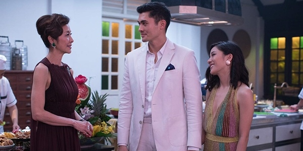 Romantic Comedy Drama Film, Crazy Rich Asians, Opens in PH Cinemas Today