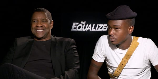 """Moonlight"" Actor Ashton Sanders Mentored by Denzel in ""The Equalizer 2"""