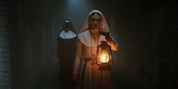Supernatural horror film, The Nun, opens in PH cinemas today!