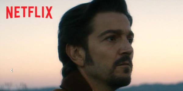 WATCH: Witness the Rise of a New Empire when 'Narcos: Mexico' Premieres on Netflix, November 16