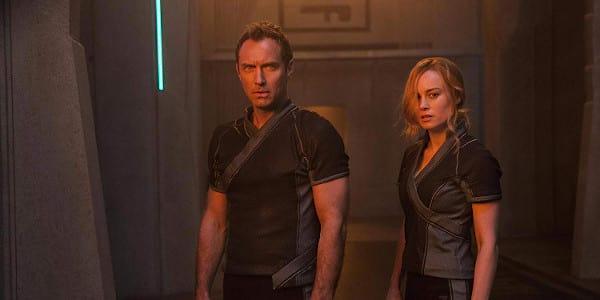 "New Images from Marvel Studios' ""Captain Marvel"" Reveal Skrulls, Kree, and More"