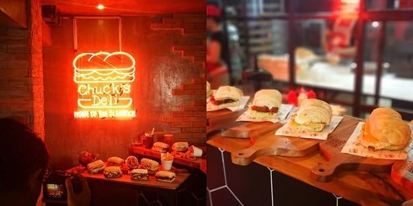 Now Open: Chuck's Deli in Poblacion