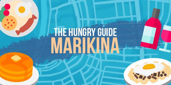 The Hungry Guide: Marikina City, Metro Manila