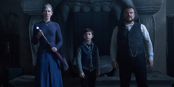 Fantasy Film, The House with a Clock in Its Walls, Opens in Cinemas Today