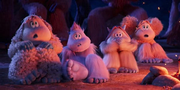 """Smallfoot"" Uncovers a Giant Myth-Understanding"
