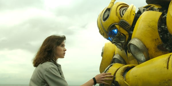 """WATCH: New """"Bumblebee"""" Trailer Highlights Incredible Friendship"""