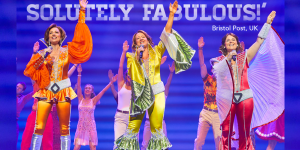 Mamma Mia Opens This Weekend!