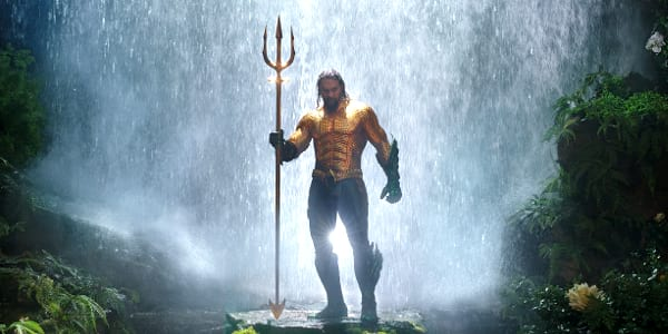 """WATCH: Take a Deep Dive into an Extended Video of """"Aquaman"""" Now"""