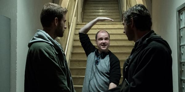WATCH: Director Mike Flanagan talks about filming the new horror series