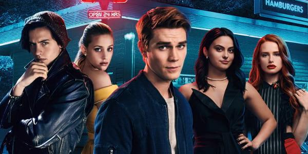 Netflix releases first Key Art art for 'RIVERDALE' Season 3