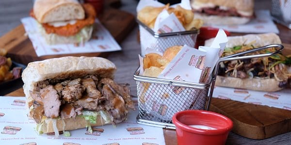 Chuck's Deli Returns: Rekindle Your Love Affair with Great Sandwiches in Poblacion