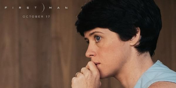 """Claire Foy, The Unsung Hero in Moon-Bound Thriller """"First Man"""""""