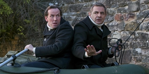 Laugh Out Loud as Johnny English Returns in Cinemas Today!