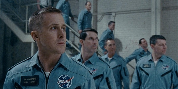 'First Man' Shoots for the Moon and Comes Out a Frontrunner at Awards Season
