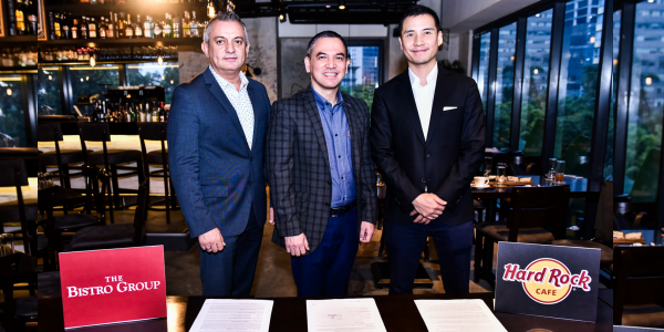 Hard Rock International Partners with The Bistro Group to Open Hard Rock Cafe at S Maison in December