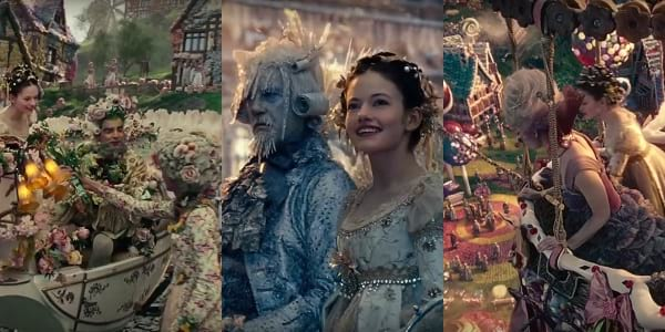Step Inside the Magical Four Realms of Disney's 'The Nutcracker and the Four Realms'