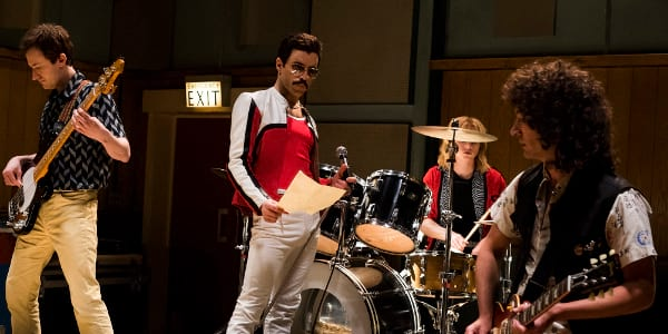"""Relive Queen's Historic Performance @ 1985 Live Aid Concert When """"Bohemian Rhapsody"""" Opens in Cinemas"""