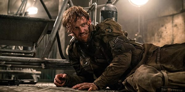 Black Mirror's Wyatt Russell Leads Ragtag Soldiers in Overlord
