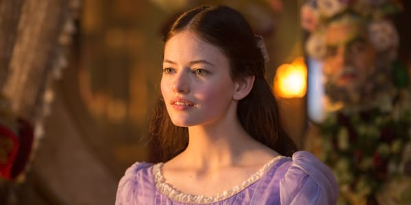 Mackenzie Foy is Clara in The Nutcracker and the Four Realms