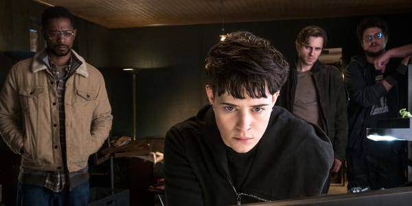 "A New ""Dragon Tattoo"" Story Explodes in ""The Girl in the Spider's Web"""