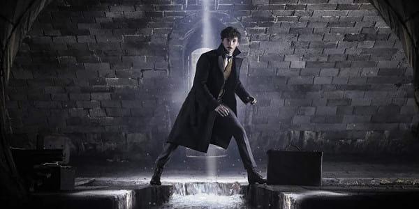 Redmayne Returns as Newt Scamander in Fantastic Beasts Sequel