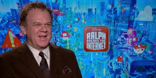 """John C. Reilly is Back to """"Break the Internet"""" in """"Wreck-It Ralph 2"""""""