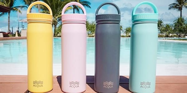 These Pretty Pastel Tumblers by Acqua are only P799 and Keep Drinks Cold for 24 Hours