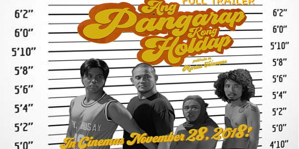 Ang Pangarap Kong Holdap - Gritty Humor served in an all-Pinoy platter