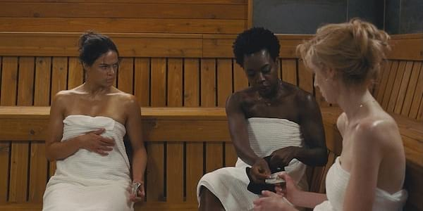 'Widows' seamlessly merges the heist movie with a gripping drama about the power of desperate women