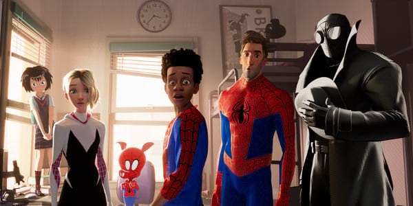 """Anyone Can Wear the Mask in """"Spider-Man: Into the Spider-Verse"""""""
