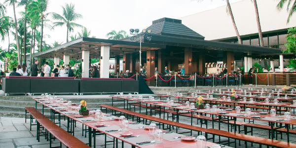Read more about the article Sofitel Philippine Plaza Manila Unveiled the Newly Transformed Bayside Haven, Sunset Bar