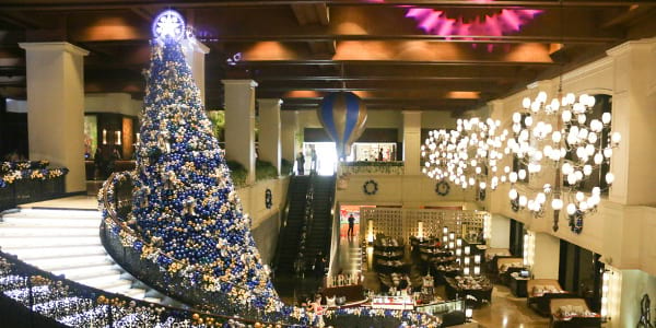 Sofitel Philippine Plaza Manila Celebrates Art De Noel with an Enchanted Journey