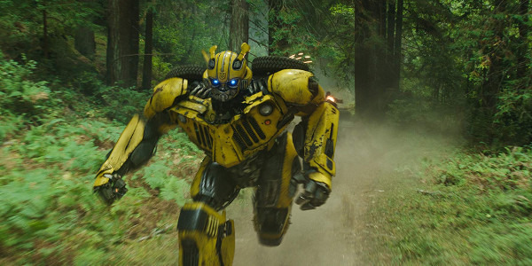 "Discover the Origins of ""Bumblebee"" on Earth in New Adventure Film"