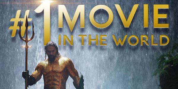 """Read more about the article """"Aquaman"""" Hits a High Watermark of Half a Billion Dollars at the Global Box Office"""