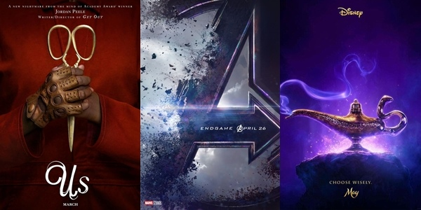 Read more about the article Next Attraction: Movies We're Excited to See This 2019