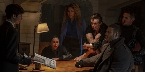 Netflix's 'The Umbrella Academy' stars on Gerard Way being hands-on, the show being faithful to the comic books and more!