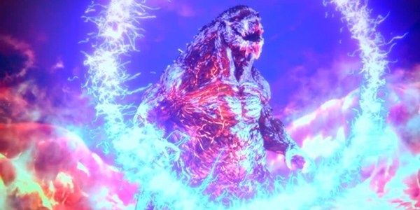 'Godzilla: The Planet Eater' is now streaming on Netflix