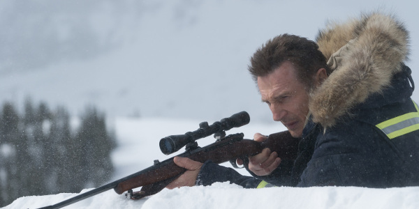 Liam Neeson takes Hard-Action Genre to New Heights in Cold Pursuit
