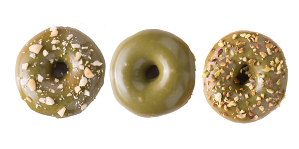 Krispy Kreme Greets the New Year with Pops of Colorful Flavors