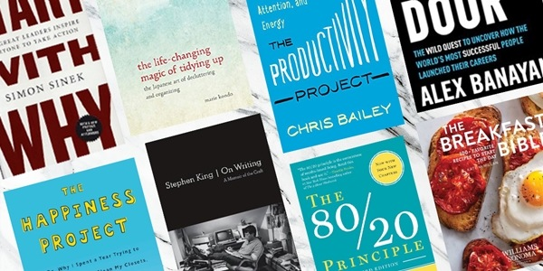 10 Essential Books to Help You Thrive and Grow this 2019