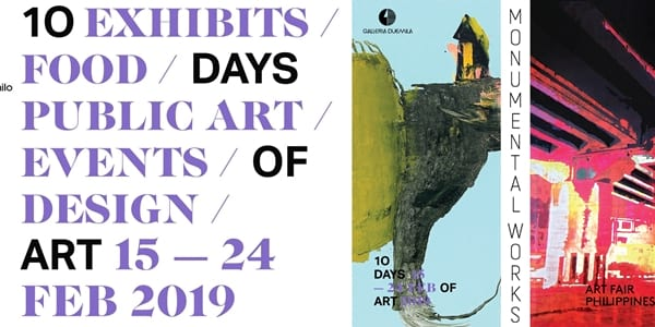 Celebrate the Contemporary Art Scene with 10 Days of Art 2019
