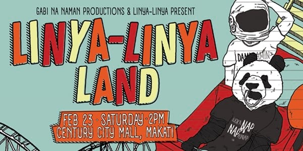 Celebrate Local Music and more at Linya-Linya Land!