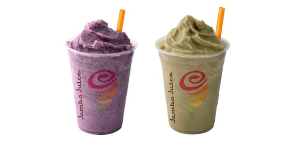 Keep It Real With These New Tea Smoothies From Jamba Juice!